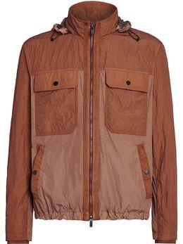 Z Zegna куртка с капюшоном VW054ZZ045