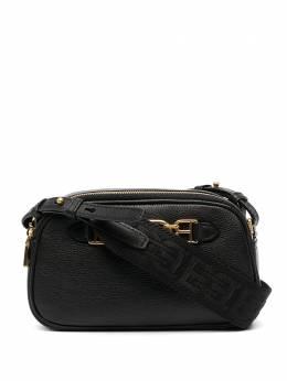 Bally сумка а плечо с пряжкой-логотипом 6236913