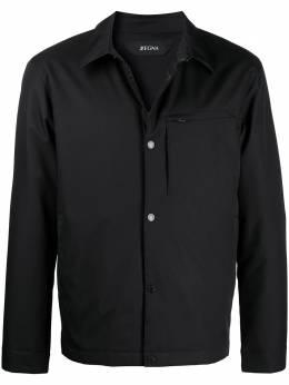 Z Zegna куртка-рубашка на пуговицах ZZ002VW037
