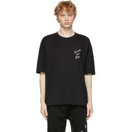 Etudes Black Roe Ethridge Edition Spirit Sacrifice T-Shirt E18M-425-01
