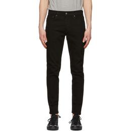 Levi's Black 512 Slim Taper Flex Jeans 28833-0848