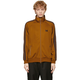 Needles Orange Logo Track Jacket IN180