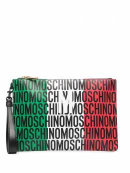 Moschino клатч Lost & Found M A84258025