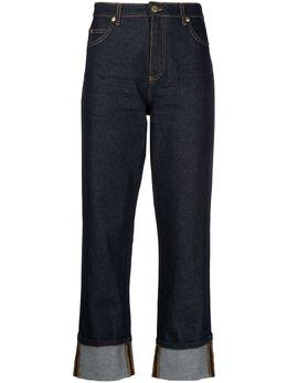 Ermanno Ermanno Scervino джинсы bootcut с завышенной талией D38ETJL04OPR
