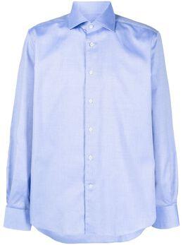Corneliani рубашка с классическим воротником 85P1000111264