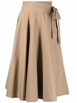 Nude юбка А-силуэта 1103514
