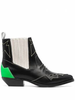 Roseanna ковбойские ботинки Tucson 35 SOULIERSTUCSONMUL