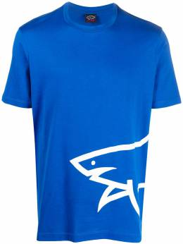 Paul & Shark футболка с логотипом 21411070