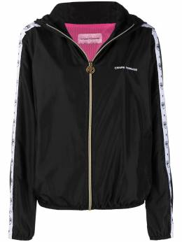 Chiara Ferragni куртка на молнии с логотипом CFG018
