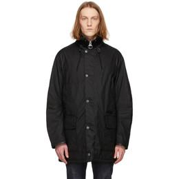 Barbour Black Gold Standard Supa-Border Jacket MWX1692BK91