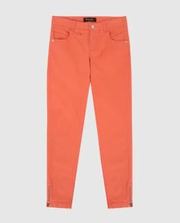 Детские коралловые джинсы Loro Piana 2300004736188