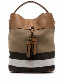 Burberry Pre-Owned сумка-ведро Ashby WB2246BBYBG