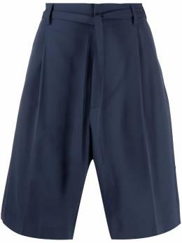 Ambush belted suit shorts BMCB001S21FAB0014500