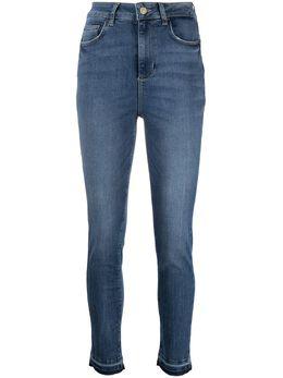 Liu Jo укороченные джинсы скинни UA1060D458