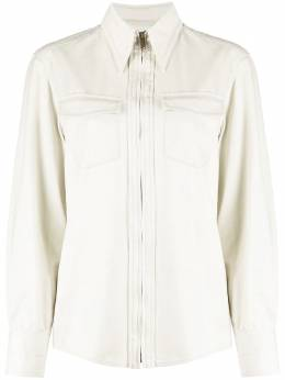 Lemaire куртка-рубашка на молнии W211SH268LD064