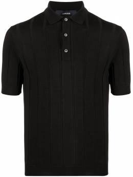 Lardini рубашка поло с короткими рукавами ELLPMC48EL56020