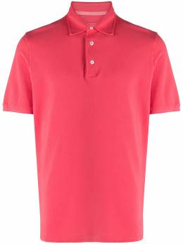 Fedeli рубашка поло с короткими рукавами 2UEF0102