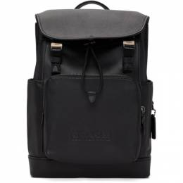 Coach 1941 Black League Flap Backpack C2284JIBLK