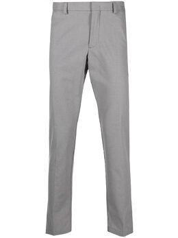 Boss by Hugo Boss брюки строгого кроя со складками 50448724