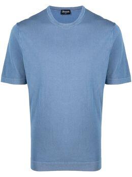 Drumohr футболка с круглым вырезом D0GF100