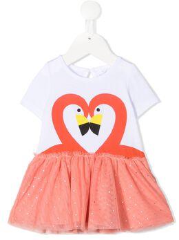 Stella McCartney Kids платье с принтом 602592SQJB1