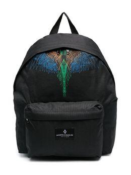 Marcelo Burlon Kids Of Milan рюкзак с принтом Wings 95109000