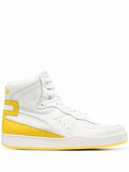 Diadora высокие кроссовки Mi Basket 201158569