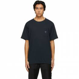 Needles Black Logo T-Shirt IN210
