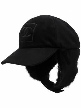 Chanel Pre-Owned бейсбольная кепка с логотипом CC HTM