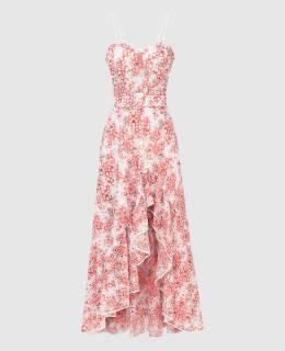 Красное платье Charo Ruiz 2300006633317