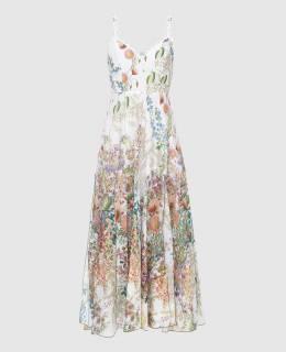 Белое платье Charo Ruiz 2300006621871