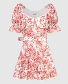 Красное платье Charo Ruiz 2300006621949