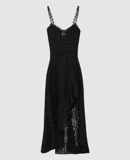 Черное платье Charo Ruiz 2300006633300