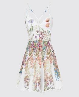 Белое платье Charo Ruiz 2300006632662