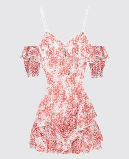Красное платье Charo Ruiz 2300006632693