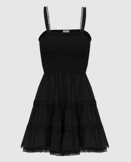 Черное платье Charo Ruiz 2300006633003