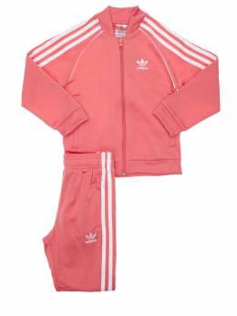 Куртка И Брюки Из Переработанных Материалов Adidas Originals 73I90C016-SEFaWSBST1NF0