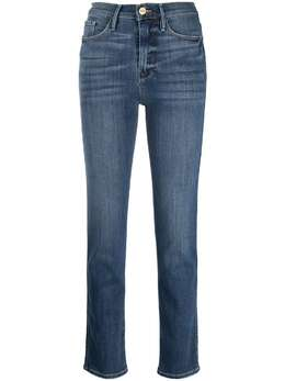 Frame укороченные джинсы LSY865
