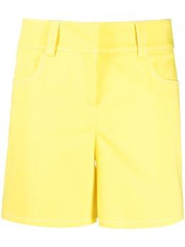 Boutique Moschino шорты с завышенной талией 03211120