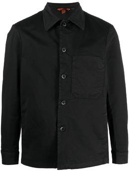 Barena рубашка с классическим воротником OUS30602412590
