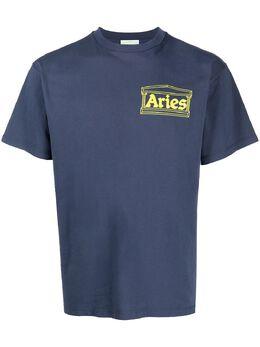 Aries футболка с логотипом SRAR60010