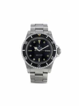 Rolex наручные часы Submariner pre-owned 40 мм 1982-го года 373881