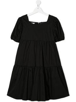 Pinko Kids платье с завязками 027221