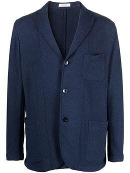 Boglioli однобортный пиджак OG0063BTC038
