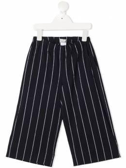 Il Gufo брюки в тонкую полоску P21PR013C1067