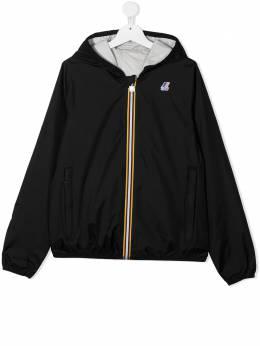 K Way Kids куртка с капюшоном K002XP0