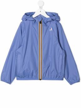 K Way Kids куртка с капюшоном K004BD0