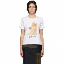Undercover White Angel T-Shirt UC1A2801