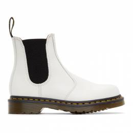 Dr. Martens White 2976 Boots 26228100