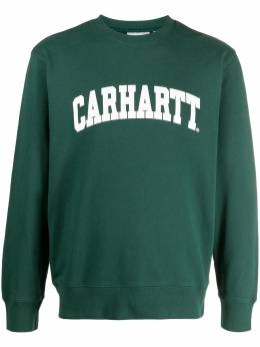 Carhartt Wip толстовка с круглым вырезом и логотипом I028957